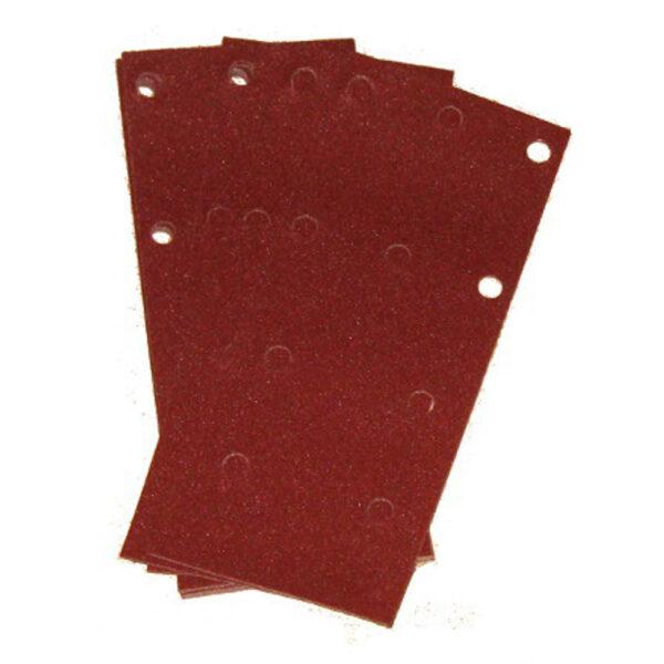 Carta-abrasiva-velcro-di-ricambio-grana-180-per-levigatrice-orbitale-con-piattino-rettangolare-100-240-mm-busta-10-pezzi-P-42927